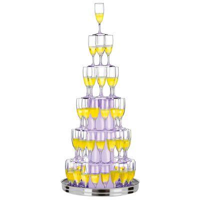 Cascata champagne