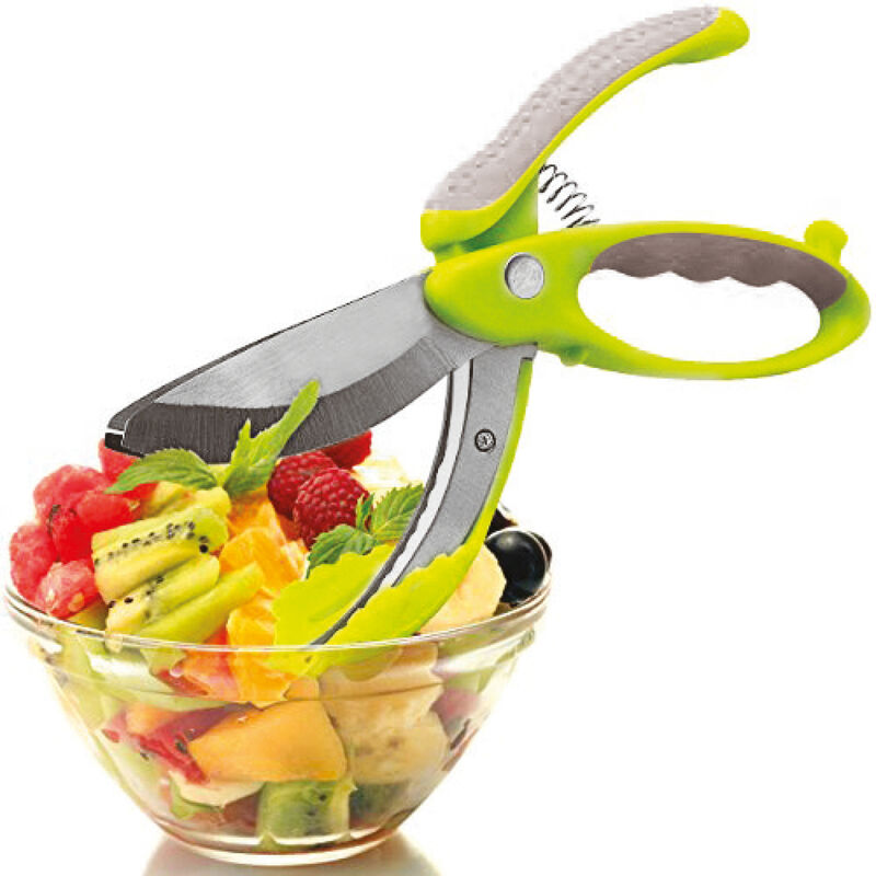 Scissors for salad image number null