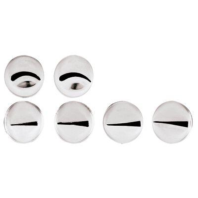 Decorating tips / nozzles mixed shapes