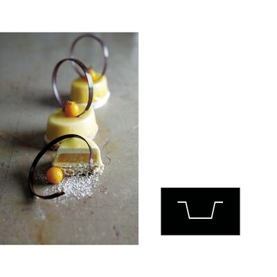 Mold Flexipan multiple Small Ovals
