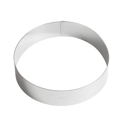 Ring for mousse