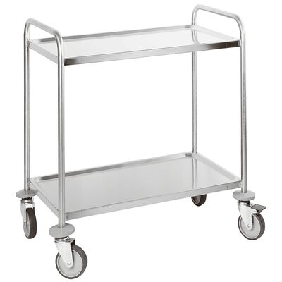 Trolley for serving