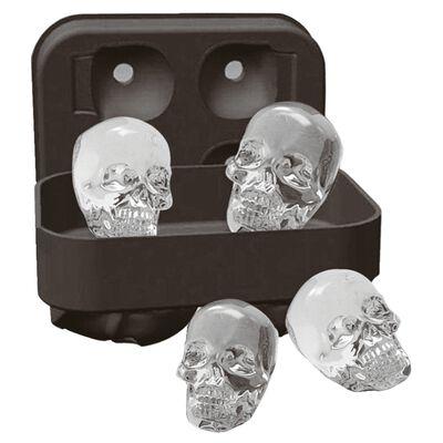 Ice mold skulls