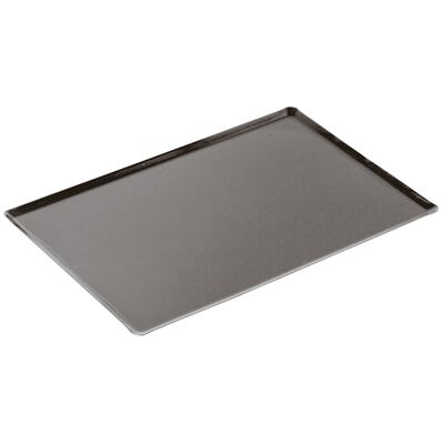 Baking sheet silicone coated