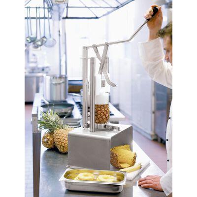 Pineapple-peeler/corer