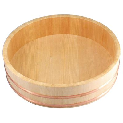 Hangiri/sushi rice tub