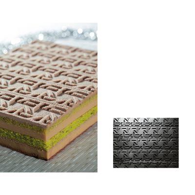 Mold Flexipan Relief Mat Venetian Cane