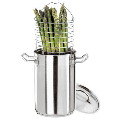 Stock pot for asparagus