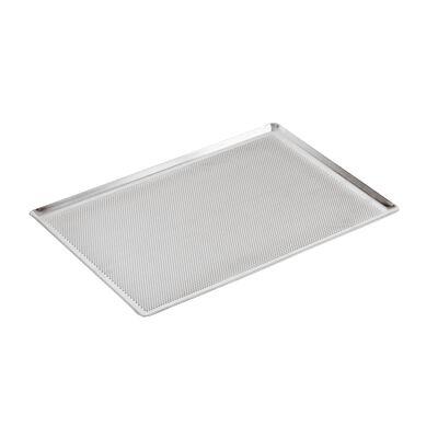 Baking sheet perforated