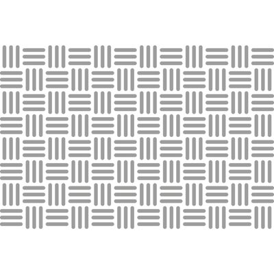 Wire grid for biscuit decoration