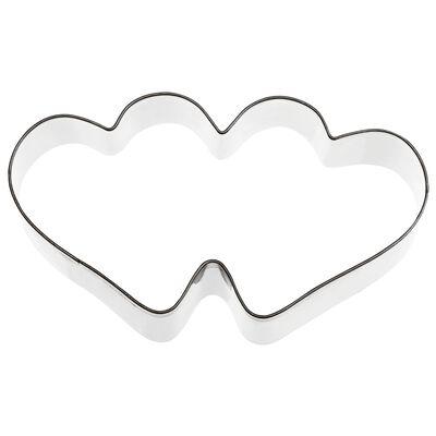 Cutter double heart