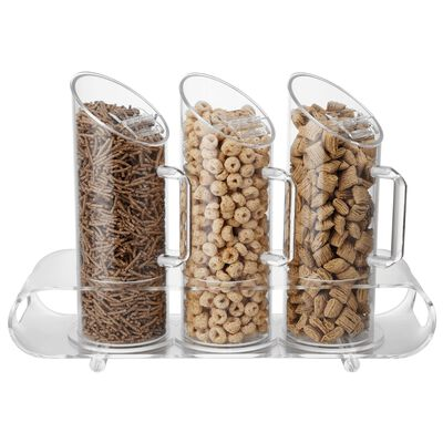Espositore per cereali