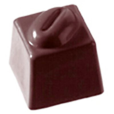 Mold multiple for chocolate pralines