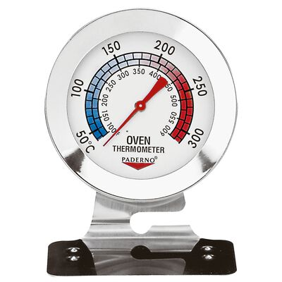 Thermometer for oven
